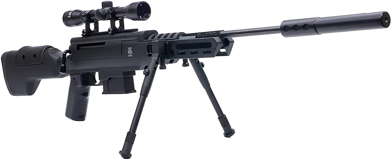 black ops sniper paintball gun
