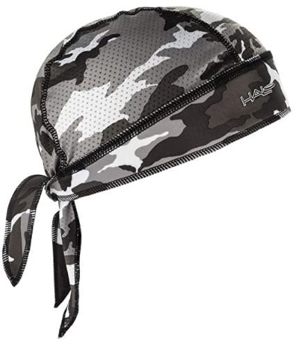 Halo headband black camo