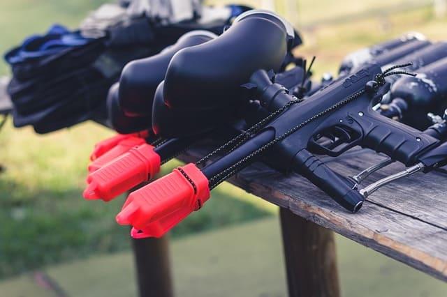 how to clean a paintball gun
