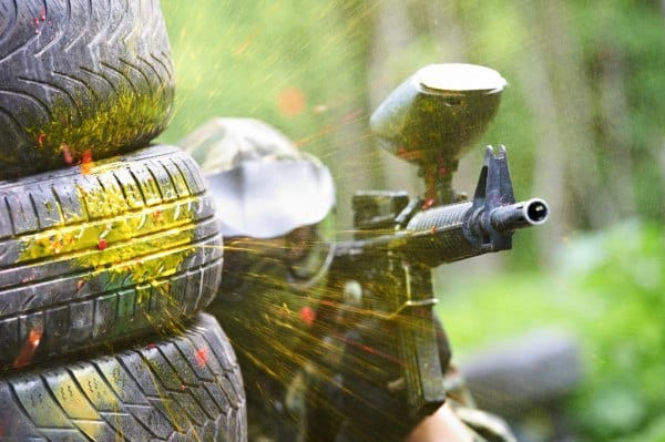 image of player playing with tippmann cronus