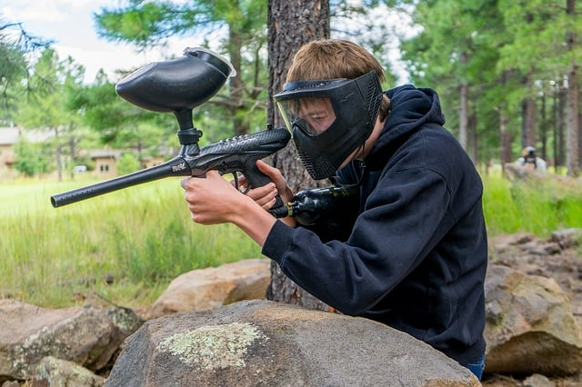 What You Should Know Before You Buy A Paintball Gun For Kids
