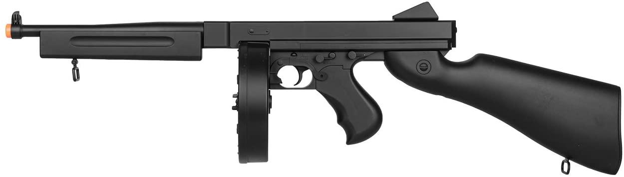 well d98 submachine paintball gun