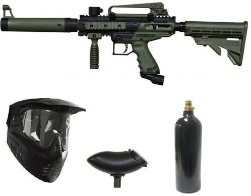 wrek budget paintball gun